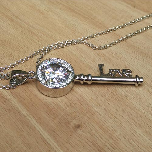 Secret Passage to Love Romantic Necklace